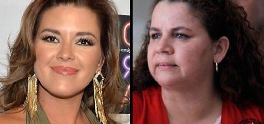 Alicia Machado responde a los insultos de Iris Varela | Fotomontaje Notitotal