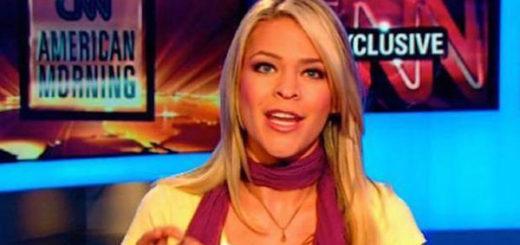 La periodista de CNN, Ámbar Lyon | Foto: Archivo