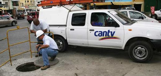 Cantv | imagen referencial