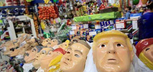 Donald Trump en carnavales  | Foto: EFE