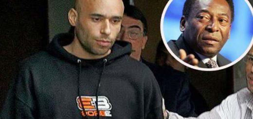 Arrestan nuevamente al hijo de Pelé, Edson Edinho |Foto: G1