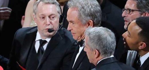 Empresa investiga error del Oscar en anuncio de ganador a mejor película | Foto: AFP
