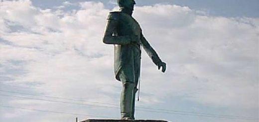 Estatua de Simón Bolívar, Sinamaica |Foto: La Patilla