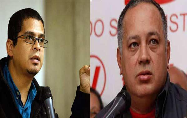 Nicmer Evans / Diosdado Cabello | Composición