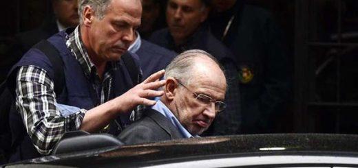 Ex director de FMI es condenado a 4 años de prisión | Foto: AFP