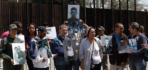 Comité de víctimas de las Guarimbas | Foto: Twitter