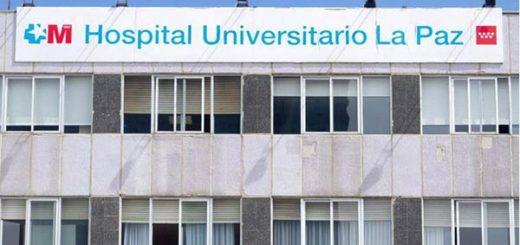 Hospital 'La Paz', en Madrid | Foto: EFE