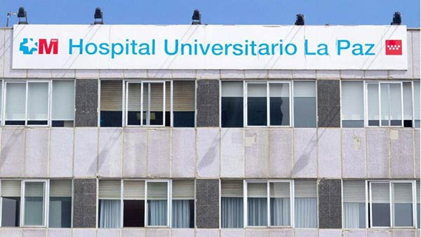 Hospital 'La Paz', en Madrid | Foto: EFE