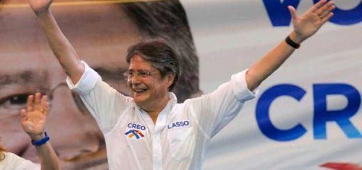 Guillermo Lasso, candidato a la presidencia de Ecuador | Foto: Archivo