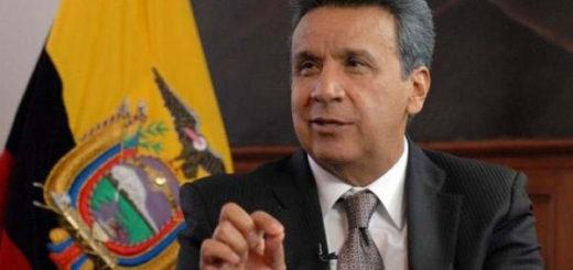 Lenín Moreno, candidato oficalista a la presidencia de Ecuador | Foto: Agencias