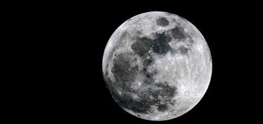 Eclipse prelunar ayer vienes 10 de febrero desde el Reino Unido | Alamy Live News