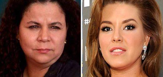Iris Varela arremete contra Alicia Machado | Fotomontaje Notitotal