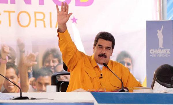 Maduro declara libre toda la Semana Santa para trabajadores públicos