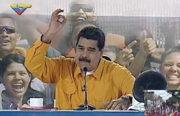 Nicolás Maduro | Foto: VTV