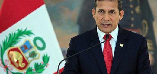 Ollanta Humala | Foto: Archivo