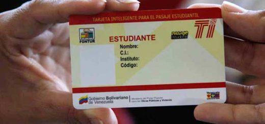 Cobro de pasaje estudiantil con tarjeta inteligente arrancaría el 1 de marzo / Foto referencial