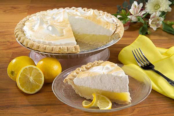 Pie de limón | Foto referencial