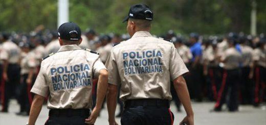 Policía Nacional Bolivariana | Foto: Archivo