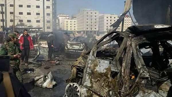 Al menos 2 muertos por bombardeos en Damasco | Foto: RT