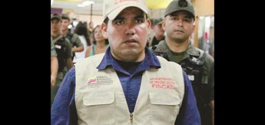 Ricardo Baptista Jovito, coordinador de la Sundde en Carabobo | Foto: Notitarde
