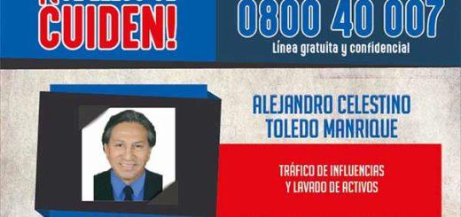 Alejandro Toledo | Imagen: @MininterPeru