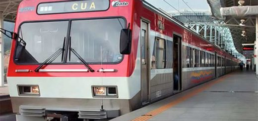Suspenden servicio del ferrocarril Cúa-Charallave por hurto de cables | Foto: Archivo