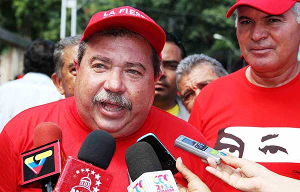 "Pedro León Rodríguez, el ""Zar de la Faja"" | Foto: Comuna Socialista"