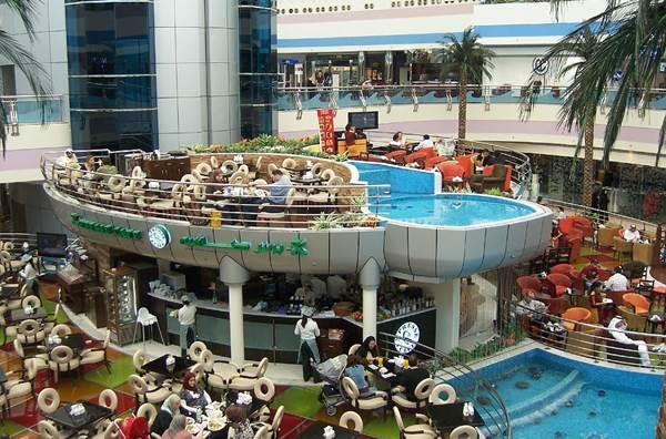 Bawadi Mall en Abu Dhabi | Foto: Agencias