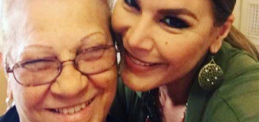 Falleció la mamá de Olga Tañón | Foto: Instagram