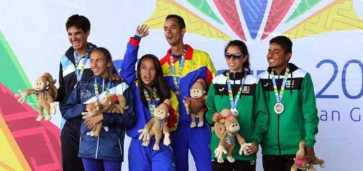 Venezuela suma su tercera medalla de oro en Juegos Parapanamericanos 2017 | Foto: PRENSA IND