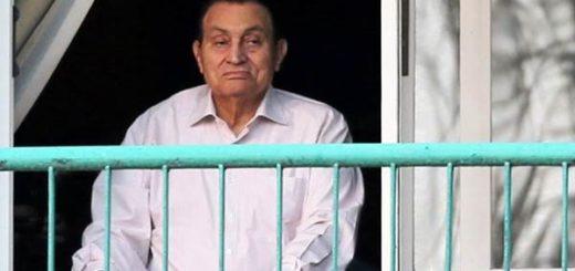 Mubarak, el déspota caído rehabilitado por la justicia | Foto: AFP