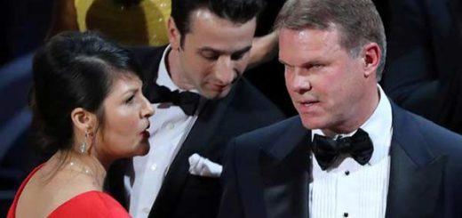 Academia despidió a responsables del error en los Oscar 2017 | Foto: Reuters