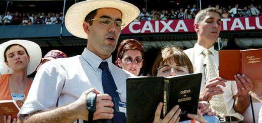 Rusia suspendió actividades religiosas de los Testigos de Jehová | Foto: AFP