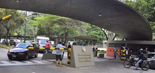 Universidad Central de Venezuela (UCV) | Foto: Referencial