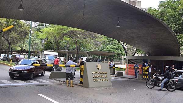 Universidad Central de Venezuela (UCV) | Foto: Referencial