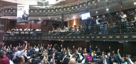 Sesión ordinaria de la AN |Foto: @AsambleaVe