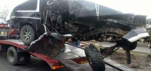 Accidente en la Autopista Regional del Centro |Foto: Jorge Galindo