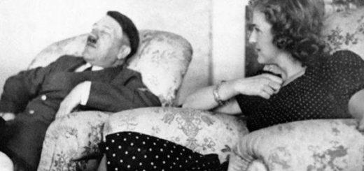 Guardaespaldas nazi reveló cómo encontró los cadáveres de Adolf Hitler y Eva Braun | Foto: Infobae