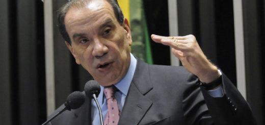 Aloysio Nunes, canciller de Brasil | Foto: caubr.gov.br