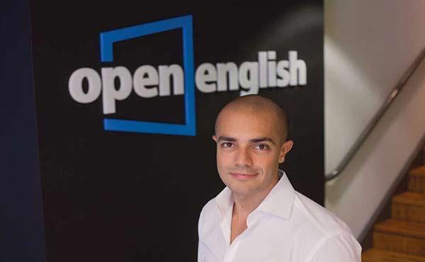 Andrés Moreno empresario venezolano fundador de Open English |Foto cortesía