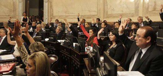 Senado de Argentina |Foto: Diario El País