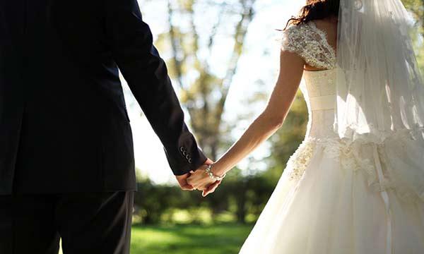"""Las bodas, el evento donde las parejas se prometen el """"para toda la vida""""  Foto referencial"""