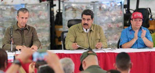 Maduro aprobó recursos para el fortalecimiento del estado Sucre | Foto: @PresidencialVen