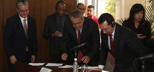 Venezuela firmó acuerdos de suministro de gas con Trinidad y Tobago | Foto: @PDVSA