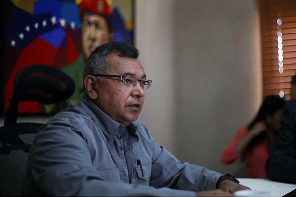 Néstor Reverol, ministro de Interior, Justicia y Paz | Foto: @NestorReverol