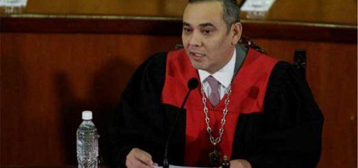 Presidente del TSJ, Maikel Moreno |Foto archivo