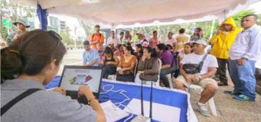 En Bolívar no se alcanzó la meta de validación |Foto: Correo del Caroní
