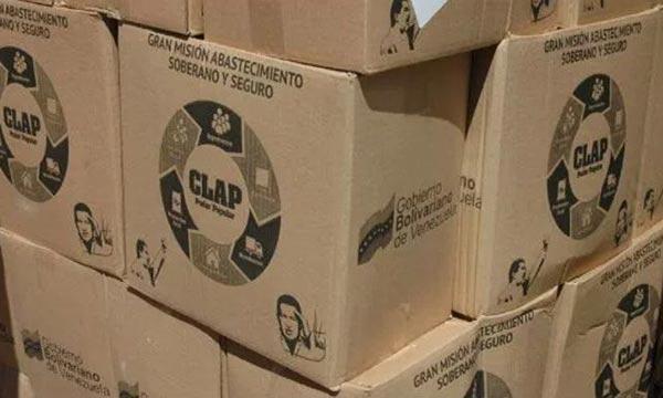 Productos Clap |Foto archivo