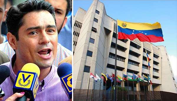 Carlos Vecchio condena decisión del TSJ | Imagen composición