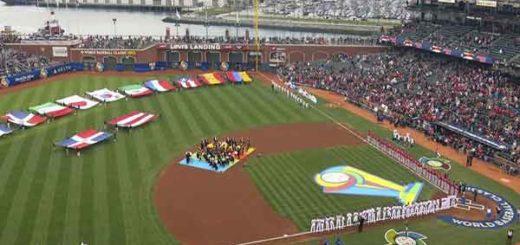 Hoy se inaugura el Clásico Mundial de Béisbol |Foto referencial